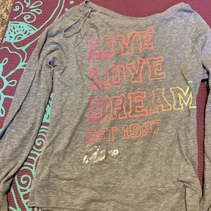 Love love dream shirt